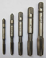 Метчик м/р М 2.5х0.45 для сквозных отверстий монолит. т/с хв.4мм внутризавод -  ЗАКАЖИ СО СКИДКОЙ!