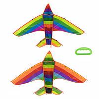 Воздушный змей Самолет 112 х 69 см