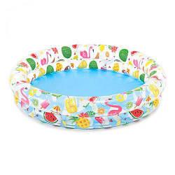 """Надувний басейн """"Фрукти"""" 59421"""