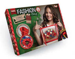 "Вишивка стрічками ""Fashion Bag"" FBG-01-02"