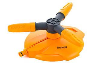 Дощувач Presto-PS зрошувач кругової Яструб (8113)