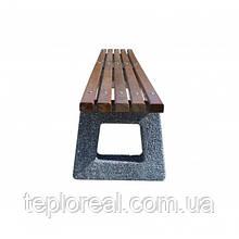 Скамейка для дачи и дома Юта-лонг