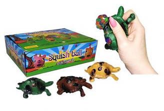 """Набір антистрес іграшок """"Черепашка з орбизами"""", 24 штуки IAturtle8"""