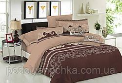 Двоспальний комплект з бязі голд люкс