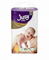 """Дитячі підгузники """"Jusy maxi"""" 4 (7-18 кг) Jmaxi32"""