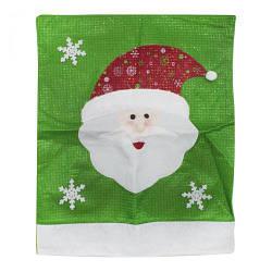 "Новогодний мешочек для подарков ""Санта"" C30208"