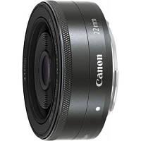 Об'єктив Canon EF-M 22mm f/2.0 STM (5985B005)