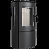 Стальная печь-камин Kratki FALCON 9 VIEW (10,0 кВт)