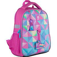 Рюкзак школьный каркасный Kite Education Cool girl K21-555S-3