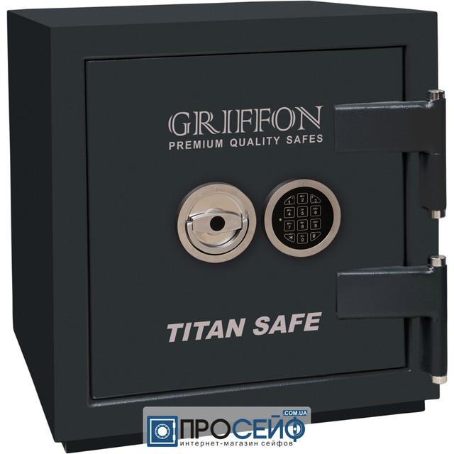 Вогнезломостійкий сейф GRIFFON CL II.50.E