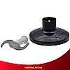 Блендер Domotec Ms-5103 3в1, ручної занурювальний блендер, міксер, кухонний комбайн, кухонний подрібнювач 500, фото 2
