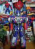 Трансформер Оптимус Прайм 50 см, мягкий, Hasbro из США