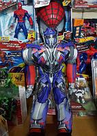 Трансформер Оптимус Прайм 50 см, мягкий, Hasbro из США, фото 1