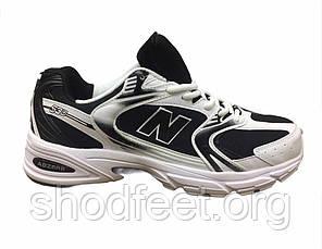Мужские кроссовки New Balance MR530 Black/White