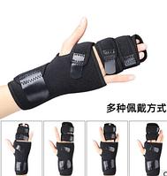 Бандаж для руки при переломе.Бандаж - ортез для пальцев руки с алюминиевой вставкой