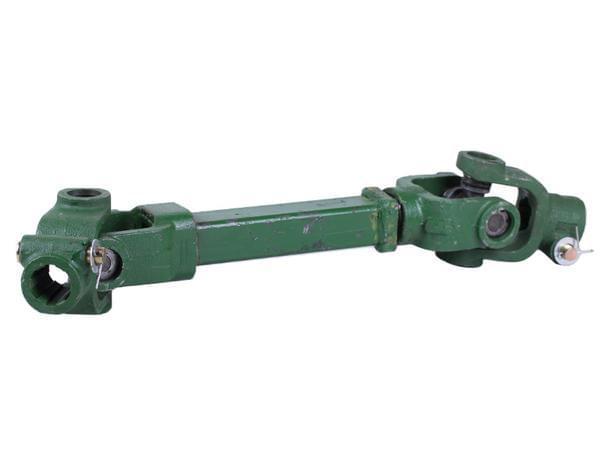 Вал карданный 6*6 шлицов, 600 мм, сечение-квадрат, б/к