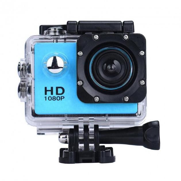 Екшн камера D-800 4K до 64Gb з кутом огляду 170 º водонепроникна, Спортивна камера для зйомок активних