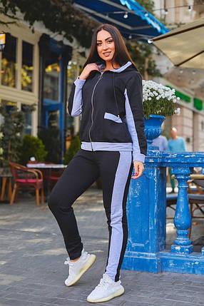 Жіночий спортивний костюм батал, 48-50, фото 2
