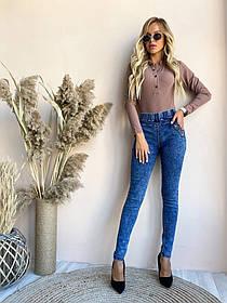 Жіночі сині джинси, 42-44