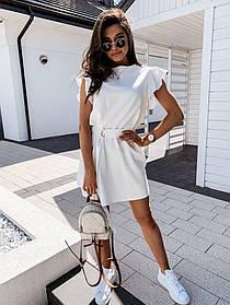 Жіноча літня коротка сукня, 42-44