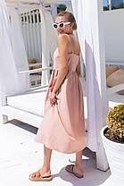 Жіночий легкий сарафан, 42-44, фото 3