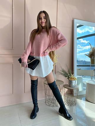 Жіночий светр блуза, 42-46, фото 2