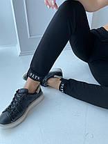 Жіночі чорні брюки, 42-44, фото 3