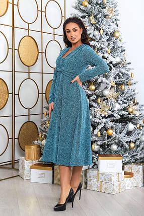 Жіноча вільна сукня батал, 48-52, фото 2