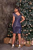 Жіноча вечірня сукня батал, 48-50, фото 3