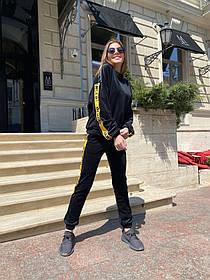 Жіночий велюровий спортивний костюм, 42-44