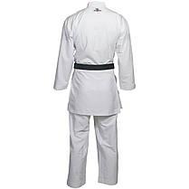 Кимоно Budo-Nord AGOYA WKF APPROVED slimfit 180 см White M, фото 2