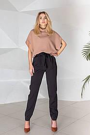 Жіночі чорні брюки, 42-44