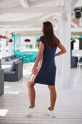 Жіноча спортивна сукня батал, 48-50, фото 2