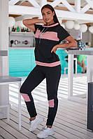 Жіночий літній спортивний костюм батал, 48-50