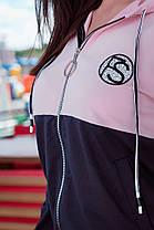 Жіночий спортивний костюм з капюшоном, 48-50, фото 3