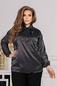 Жіноча блуза батал, 48-54