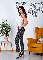 Жіночий костюм блузка + штани, 42, фото 3