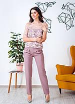 Жіночий ошатний костюм, 42-44, фото 2