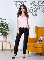 Жіночий костюм штани + футболка, 42-44, фото 2