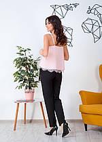 Жіночий костюм штани + футболка, 42-44, фото 3