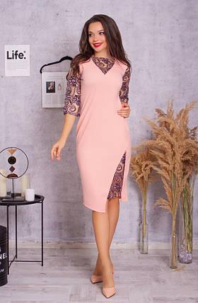 Жіноча облягаюча сукня, 42-44, фото 2