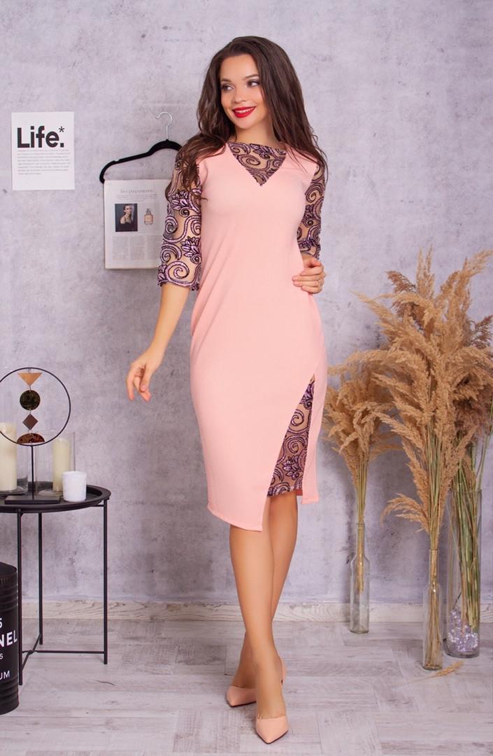 Жіноча облягаюча сукня, 42-44