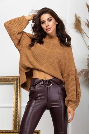 Жіночі шкіряні брюки, 40, фото 2