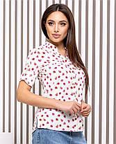 Жіноча красива сорочка, 42, фото 2