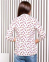 Жіноча красива сорочка, 42, фото 3