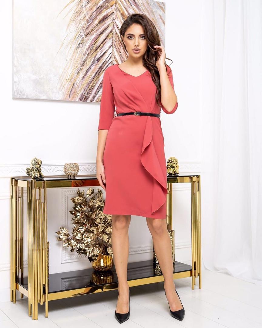 Жіноча облягаюча сукня, 42