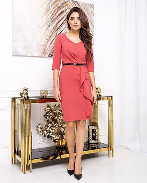 Жіноча облягаюча сукня, 42, фото 2