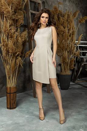 Жіноча приталена сукня, 42, фото 2
