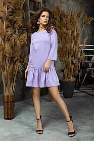 Жіноча коротка сукня, 42