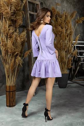 Жіноча коротка сукня, 42, фото 2